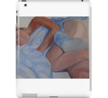 Sleeping Woman iPad Case/Skin
