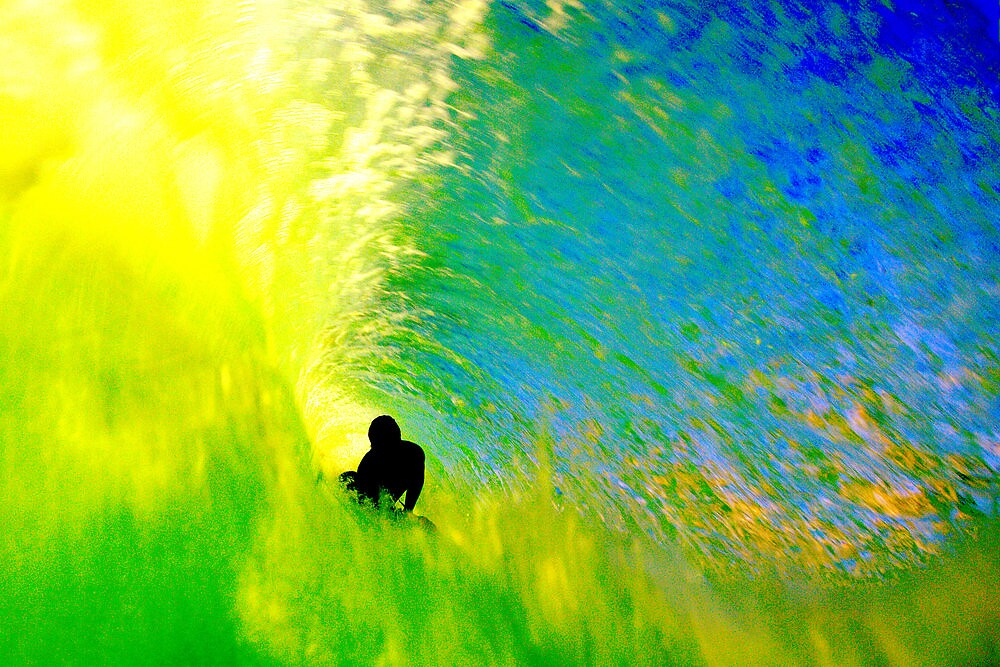 Riding The Rainbow Jelly by Asign