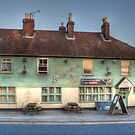 The Bricklayers Arms New Hythe by Dave Godden