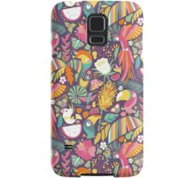 Tropical Toucans Samsung Galaxy Case/Skin