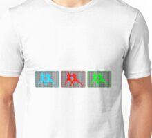 MMA Mixed Martial Arts Toe to Toe Triple Colour Print Unisex T-Shirt