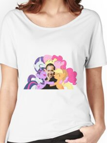 Nic and His Girls Women's Relaxed Fit T-Shirt