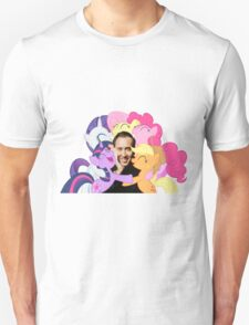 Nic and His Girls Unisex T-Shirt