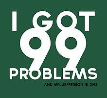 Mark Jefferson 99 Problems by LadyCyprus