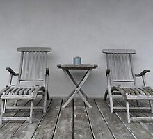 Lounge Chairs by Madeleine Forsberg