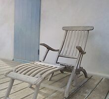 Lounge Chair by Madeleine Forsberg