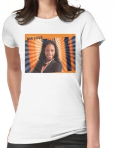 Congresswoman Mia Love Womens Fitted T-Shirt