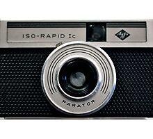 AGFA ISO-RAPID Ic Photographic Print