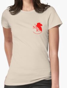 Nerv Womens Fitted T-Shirt