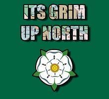 It's Grim Up North Unisex T-Shirt