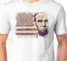 Patriot President Abraham Lincoln Unisex T-Shirt