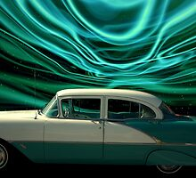 1956 Oldsmobile Super 88  by TeeMack