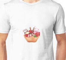 I love ice-cream! Unisex T-Shirt