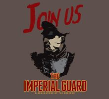 Join the Imperial Guard - Damaged Unisex T-Shirt
