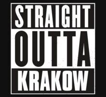 Straight outta Krakow! by tsekbek
