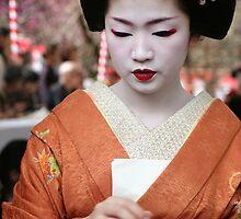 Maiko Naokazu by Jenny Hall