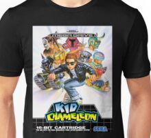 Kid Chameleon Mega Drive Cover Unisex T-Shirt