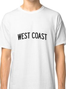 Miley Cyrus West Coast Classic T-Shirt