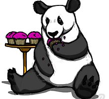 Panda Noms by Jazzlizard