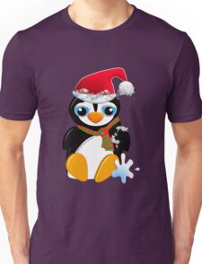 I love my Santa hat! Unisex T-Shirt