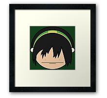 Toph - Avatar: The Last Airbender Framed Print