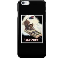 Material Conservation - Jap Trap - WW2 iPhone Case/Skin