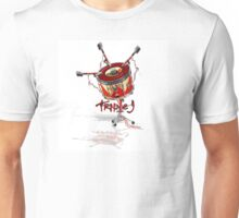 Beat The Drum - Triple J Unisex T-Shirt
