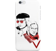 Kazuhira Miller & Ocelot iPhone Case/Skin