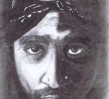Angel of Rap # 2 by Spencer Holdsworth Art