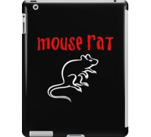 Mouse Rat iPad Case/Skin