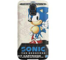Sonic the Hedgehog Mega Drive Cover Samsung Galaxy Case/Skin