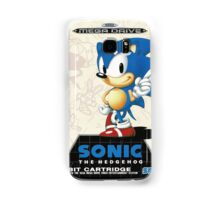 Sonic the Hedgehog Mega Drive Cover Samsung Galaxy Case/Skin