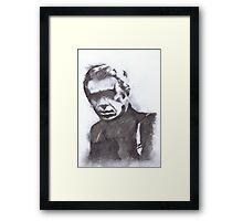 Bullit Framed Print