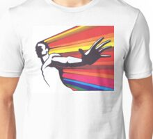 The Flying Man Unisex T-Shirt