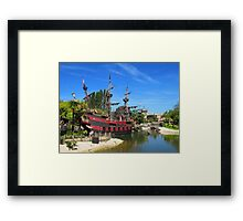 Adventureland Framed Print