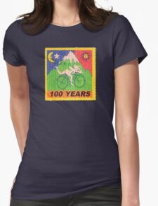 100 Years... Womens Fitted T-Shirt