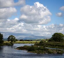 Towards Ingleborough by mikebov
