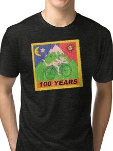 100 Years... Tri-blend T-Shirt