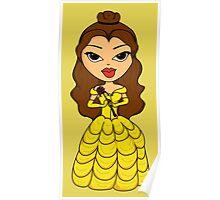 Disney Princess (Bratz) - Belle Poster