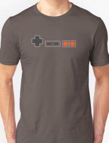 NES Controller Buttons - Colour T-Shirt