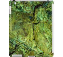 Emerald wall iPad Case/Skin