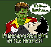 Angel - Is There a Gepetto in the House?! (Buffy) Photographic Print
