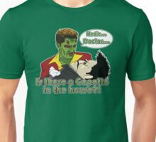 Angel - Is There a Gepetto in the House?! (Buffy) Unisex T-Shirt
