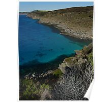 Scott's Cove near Cape Borda - Kangaroo Island, South Australia Poster