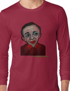 WOW. BOB. WOW. FIRE WALK WITH ME - from 'The Peaks' range Long Sleeve T-Shirt