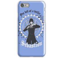 Sebastion - Black Butler  iPhone Case/Skin