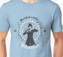 Sebastion - Black Butler  Unisex T-Shirt