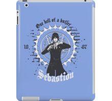 Sebastion - Black Butler  iPad Case/Skin