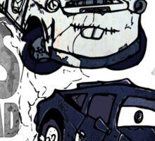Cars Fury Road Sticker