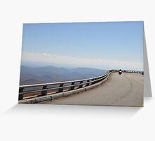 Parkway Viaduct Greeting Card